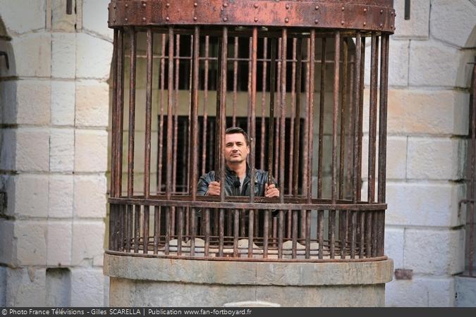 Fort Boyard 2014 - Olivier MINNE