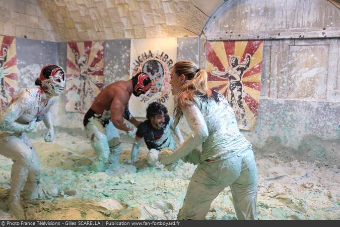 Fort Boyard 2014 - Equipe 4 (19/07/2014)