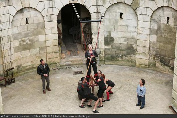 Fort Boyard 2014 - Equipe 6 (02/08/2014)