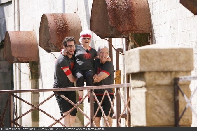 Fort Boyard 2014 - Equipe 7 (09/08/2014)