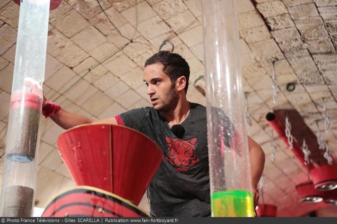 Fort Boyard 2014 - Equipe 9 (23/08/2014)