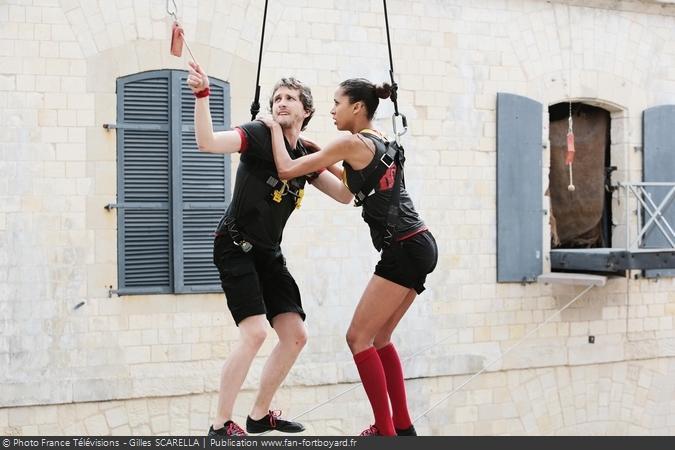 Fort Boyard 2014 - Equipe 10 (30/08/2014)