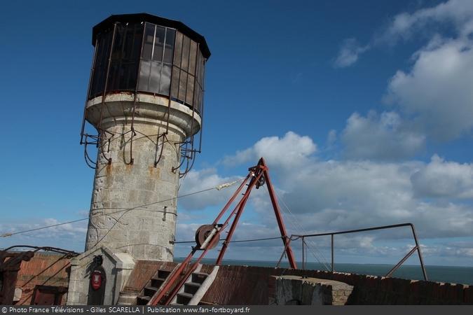 Fort Boyard 2014 - La vigie