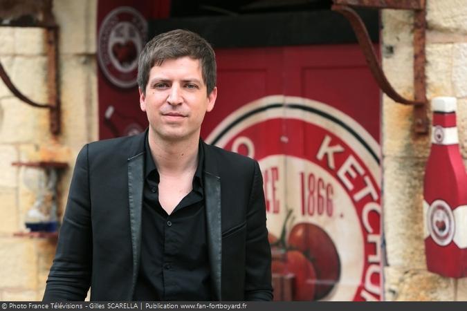 Fort Boyard 2014 - Guillaume RAMAIN, le producteur artistique