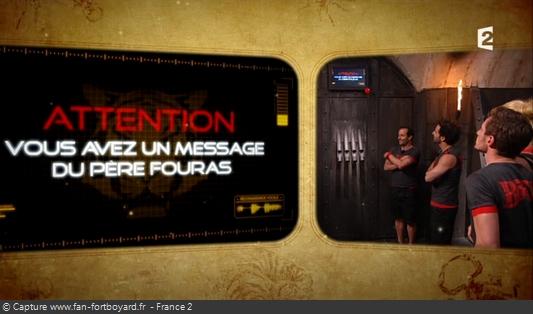 ort Boyard 2014 : Le Père Fouras annonce le lancement de la Quête des indices dans un message vidéo