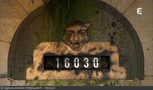 Fort Boyard 2014 : Le compteur des Boyards