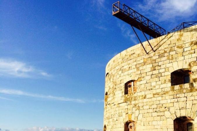 Fort Boyard 2014 : Fin de la 4e journée de tournages (29/05/2014 - N. Simon)