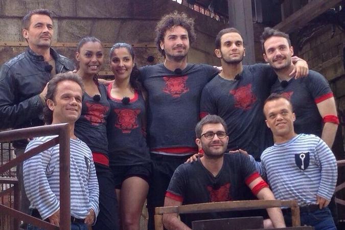 image: http://www.fan-fortboyard.fr/medias/images/fort-boyard-2014-tournage-121.png?fx=c_90_90 Fort Boyard 2014 : L'équipe 4 (31/05/2014 - G. Soares)