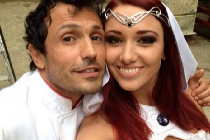 Fort Boyard 2014 : Willy ROVELLI, Delphine WESPISER (26/07/2014)
