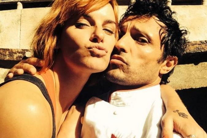 Fort Boyard 2014 : Fauve HAUTOT et Willy ROVELLI (02/08/2014)