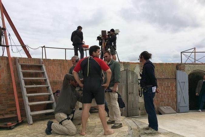 Fort Boyard 2014 : Artus (16/08/2014)