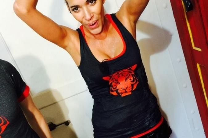 Fort Boyard 2014 : Laurie CHOLEWA (30/08/2014)