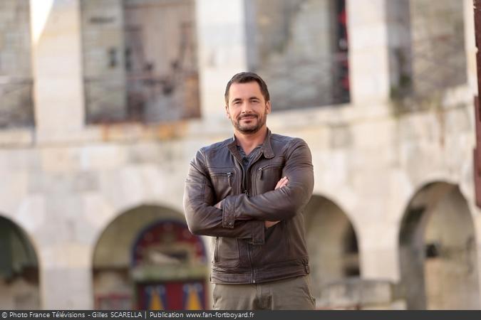 Fort Boyard 2015 - Olivier MINNE