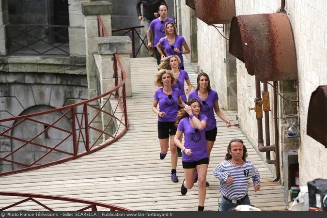 Fort Boyard 2015 - Equipe 1 (27/06/2015)