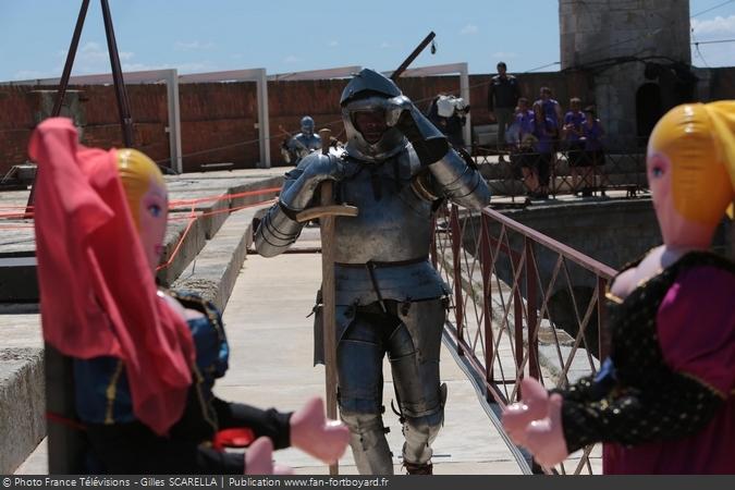 Fort Boyard 2015 - Equipe 4 (18/07/2015)