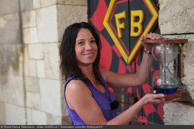 Fort Boyard 2015 - Equipe 6 (01/08/2015)