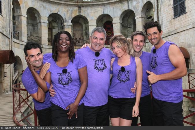 Fort Boyard 2015 - Equipe 10 (29/08/2015)