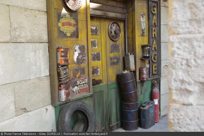 Fort Boyard 2015 - L'épreuve du Garage