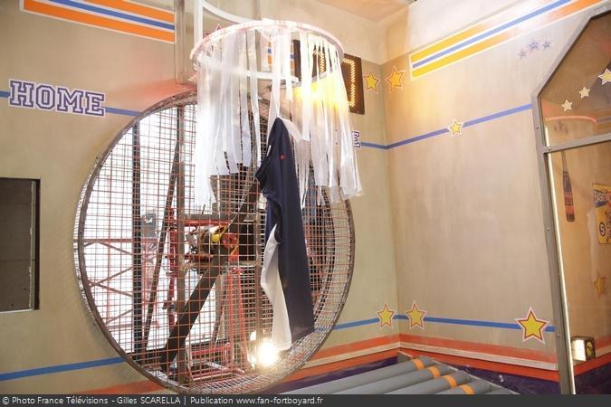 Fort Boyard 2015 - L'épreuve du Basket