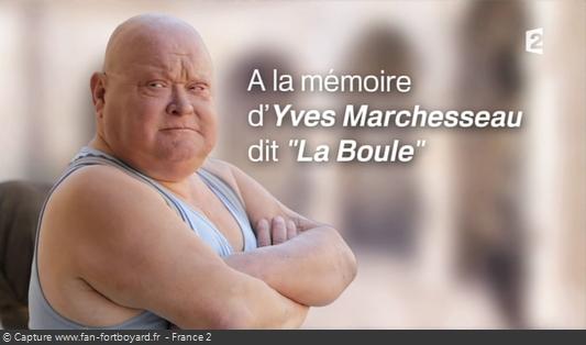 Fort Boyard 2015 : Hommage à La Boule (27/06/2015)