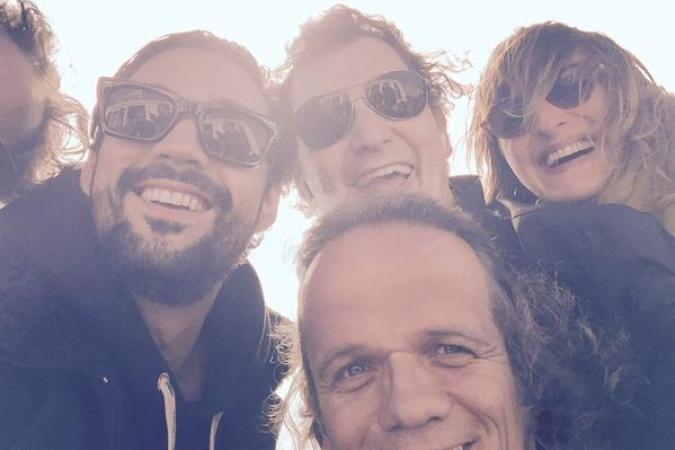 Fort Boyard 2015 : Florent MOTHE, Eric ANTOINE, Passe-Partout et Nathalie ANDRE (25/05/2015)