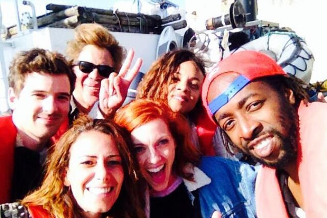 Fort Boyard 2015 : L'équipe 8 (27/05/2015)