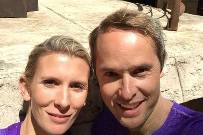 Fort Boyard 2015 : Hélène GATEAU et Damien THEVENOT (27/05/2015)