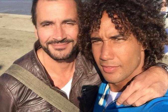 Fort Boyard 2015 : Olivier MINNE et Laurent MAISTRET (28/05/2015)