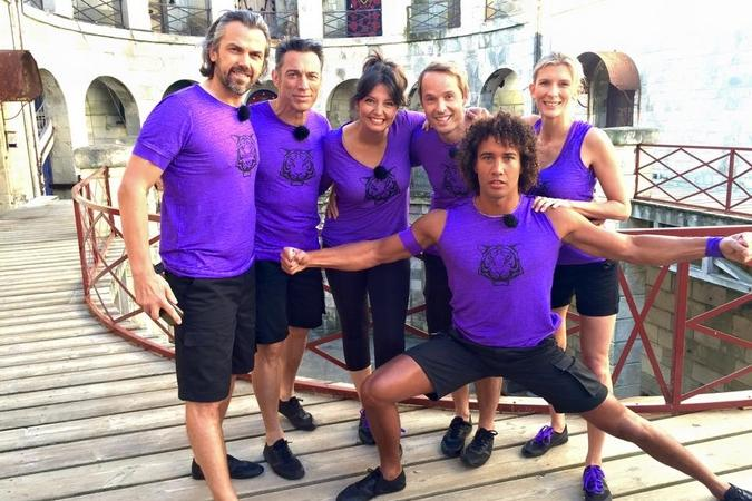 Fort Boyard 2015 : L'équipe 9 (28/05/2015)