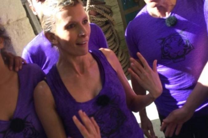 Fort Boyard 2015 : Photo d'Olivier de l'émission 2 (04/07/2015)