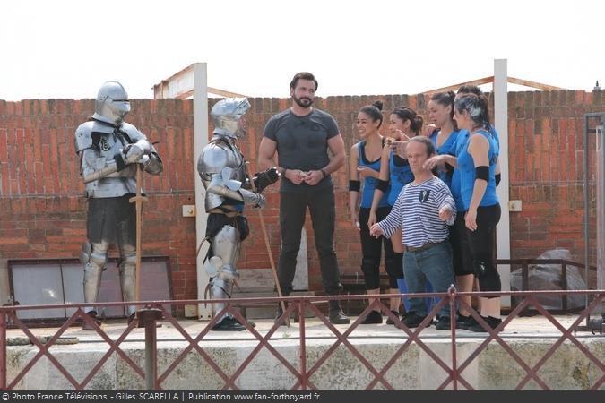 Fort Boyard 2016 - Equipe 2 (09/07/2016)