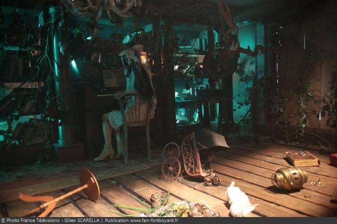 Fort Boyard 2016 - L'aventure de la Bibliothèque abandonnée