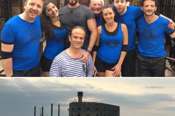 Fort Boyard 2016 - L'équipe 7 (06/06/2016)