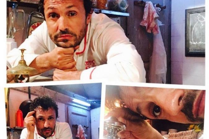 Fort Boyard 2016 - Willy Rovelli dans son restaurant (10/06/2016)