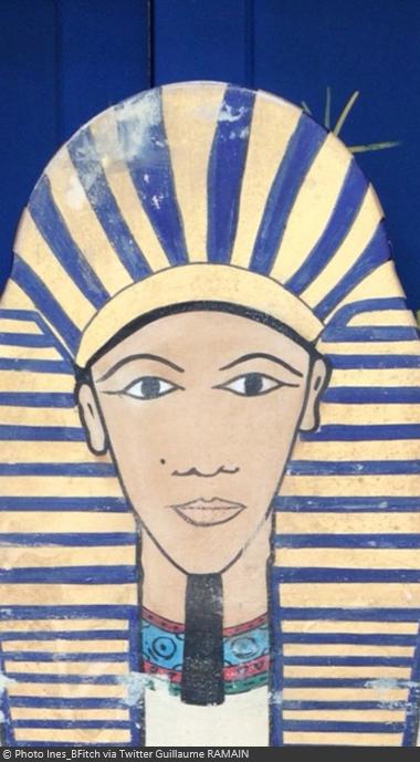 Fort Boyard 2016 - Une nouvelle épreuve sur le thème de l'Egypte antique ? (21/05/2016)