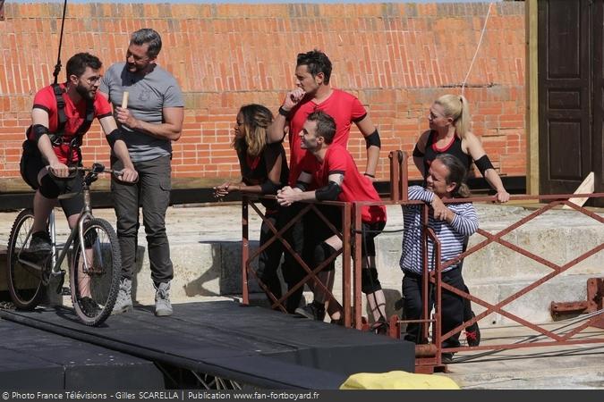 Fort Boyard 2017 - Equipe 9 (02/09/2017)