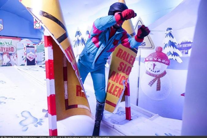 Fort Boyard 2017 - L'épreuve du Ski