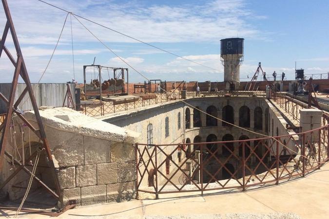 Fort Boyard 2017 - Reportage de RCF Charente-Maritime