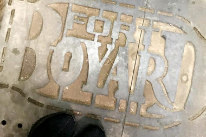 Fort Boyard 2017 - Equipe tournage 2 (23/05/2017)