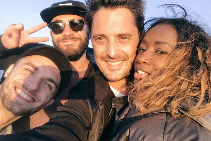 Fort Boyard 2017 - Equipe tournage 1 (22/05/2017)