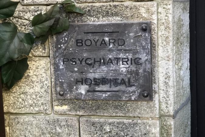 Fort Boyard 2017 - Détail d'une nouvelle porte (24/05/2017)