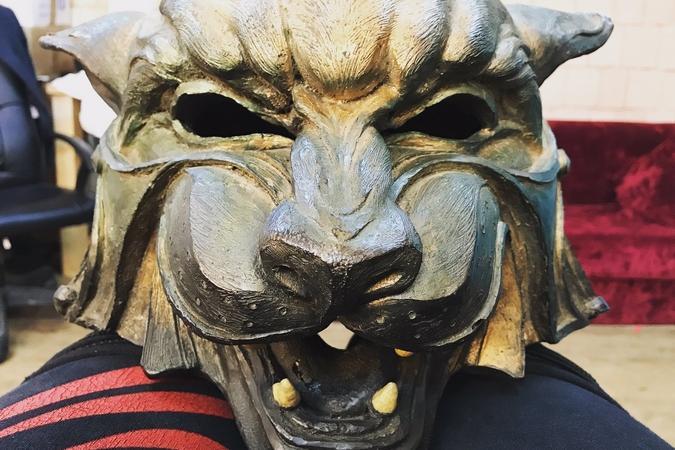 Fort Boyard 2017 - Masque de Maître de la Cage (29/05/2017)