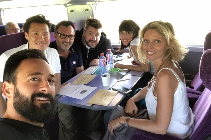 Fort Boyard 2017 - Equipe tournage 8 (31/05/2017)