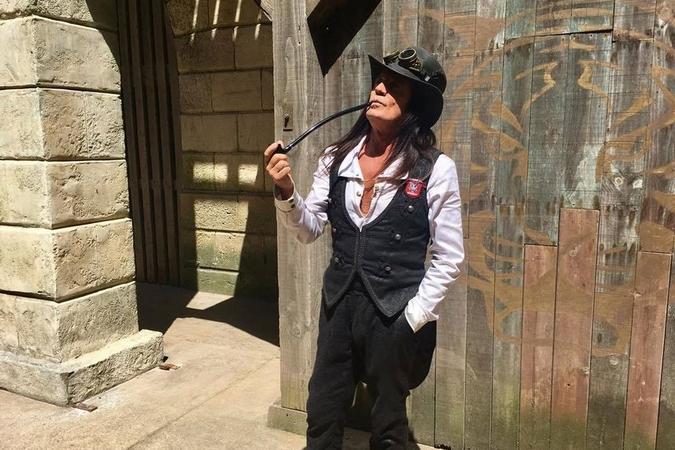 Fort Boyard 2017 - Narcisse Lalanne (01/06/2017)