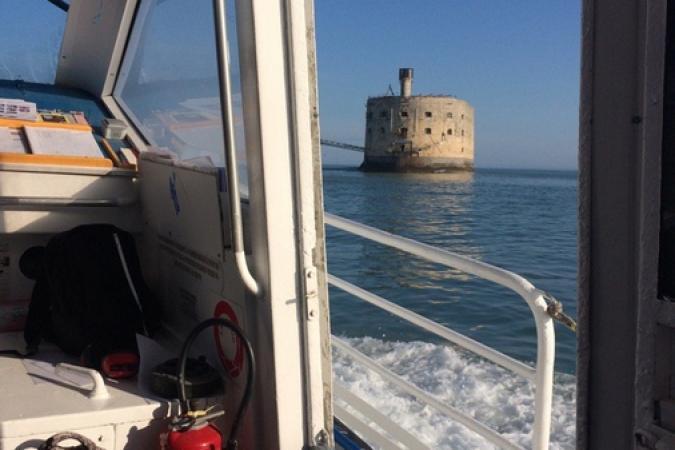 Fort Boyard 2017 - Dernière arrière au fort (02/06/2017)