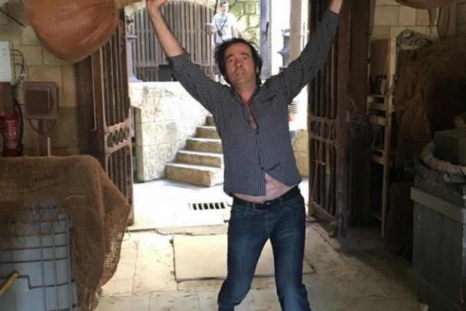Fort Boyard 2017 - Equipe tournage 4 (25/05/2017)