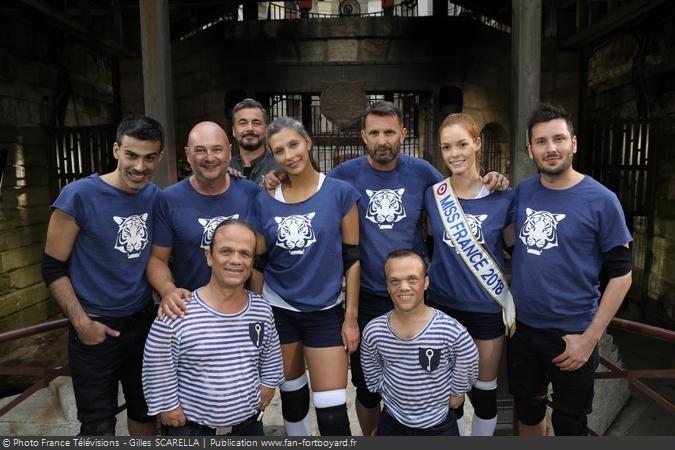 Fort Boyard 2018 - Equipe 6 - Les Bonnes Fées (04/08/2018)