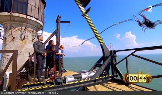 Fort Boyard 2018 : La nouvelle aventure de la Catapulte infernale