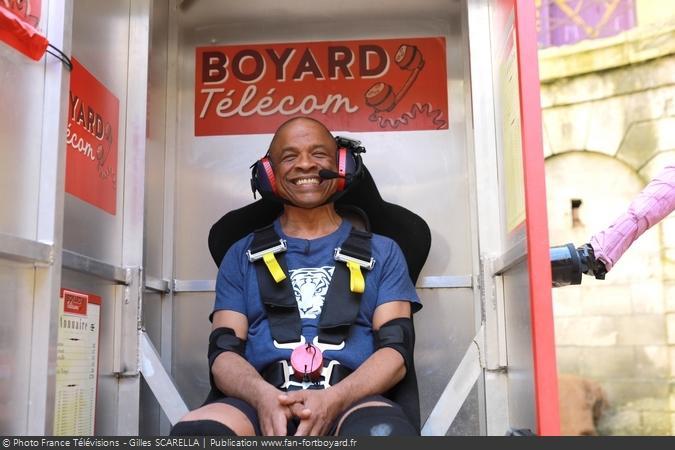Fort Boyard 2018 - Equipe 7 (18/08/2018)