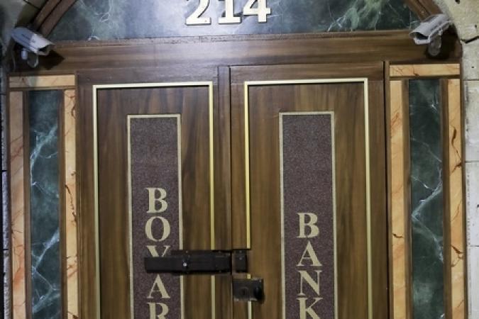 Fort Boyard 2018 - Porte de la Banque